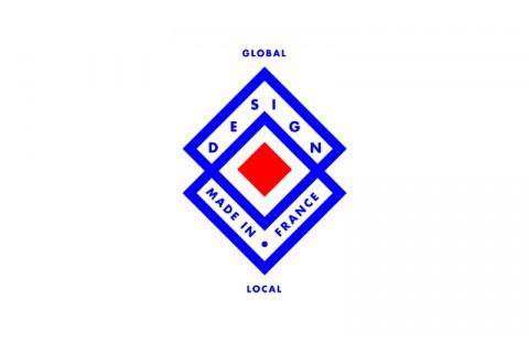 Blason Polit design - Think global, make local - Design global, made in France