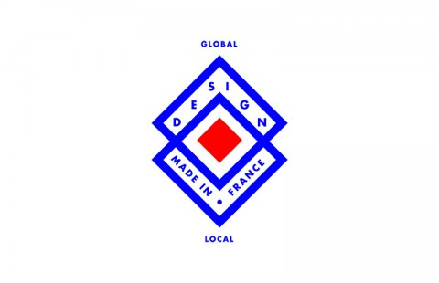 Blason Polit design - Think global, make local - Design global, made in France